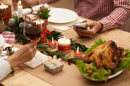Cena Navidad Telcel A