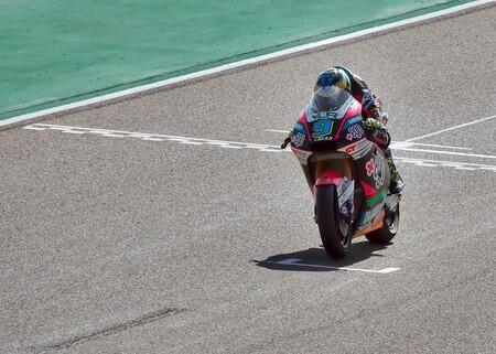 Navarro Aragon Moto2 2021