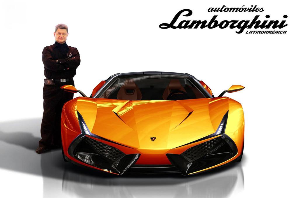 Este es Joan Ferci, el inquilino incómodo que tiene los derechos de Lamborghini en Latinoamérica para fabricar coches eléctricos