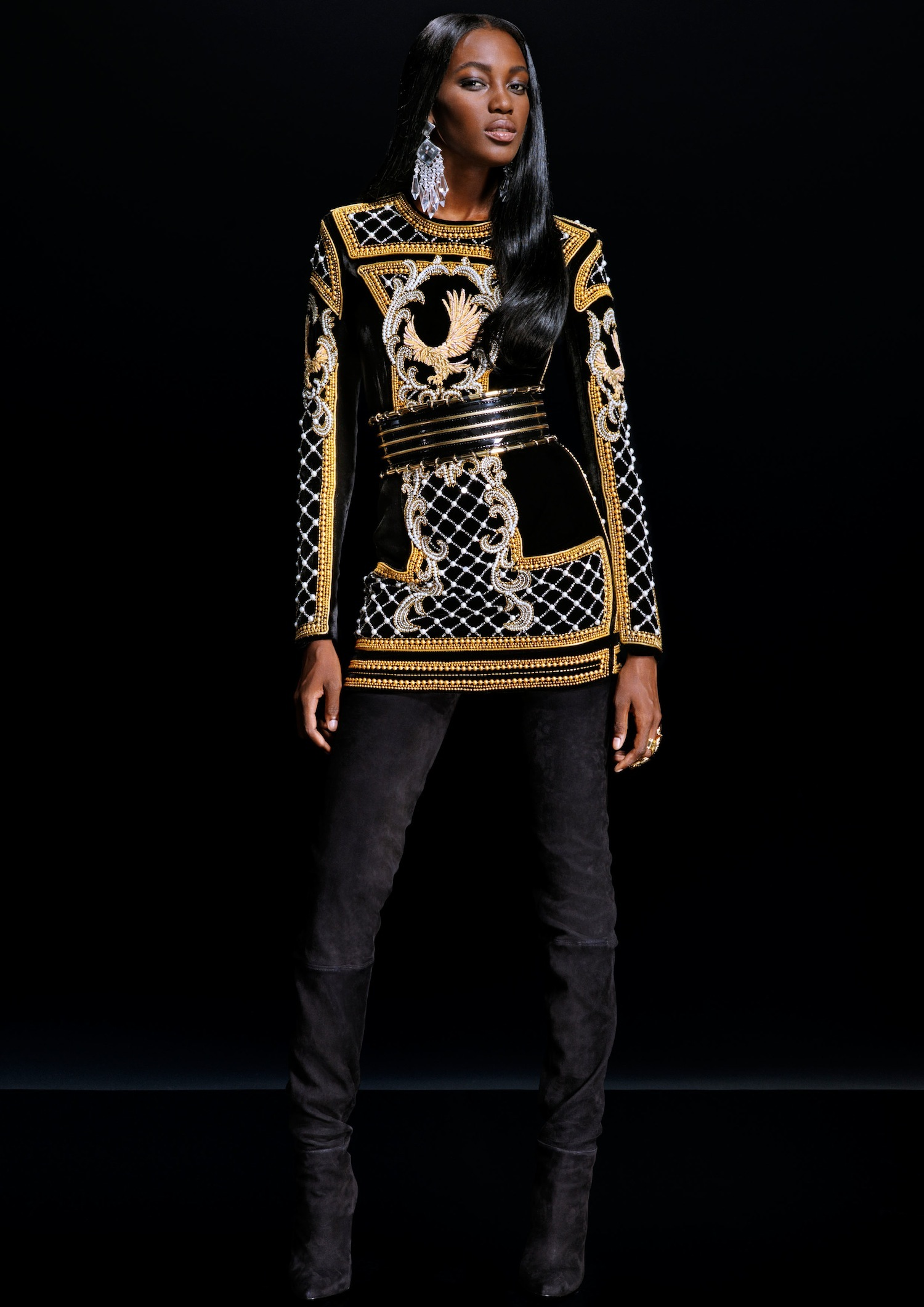 Foto de Lookbook de H&M x Balmain (8/38)
