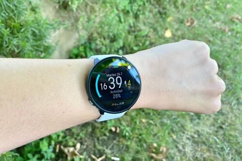 Probamos y analizamos el Polar Unite: el nuevo smartwatch de Polar para los que quieren comenzar a ponerse en forma