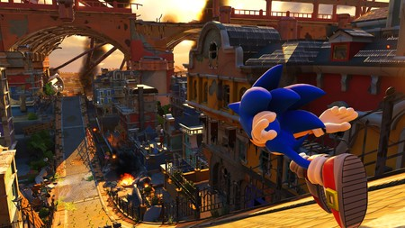 Sonic Forces Gameplay Eyes On Impressions 4g17