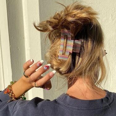 Cuatro tipos de recogidos para pelo largo ideales para no pasar calor en verano