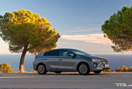 Hyundai Ioniq Eléctrico coche de suscripción