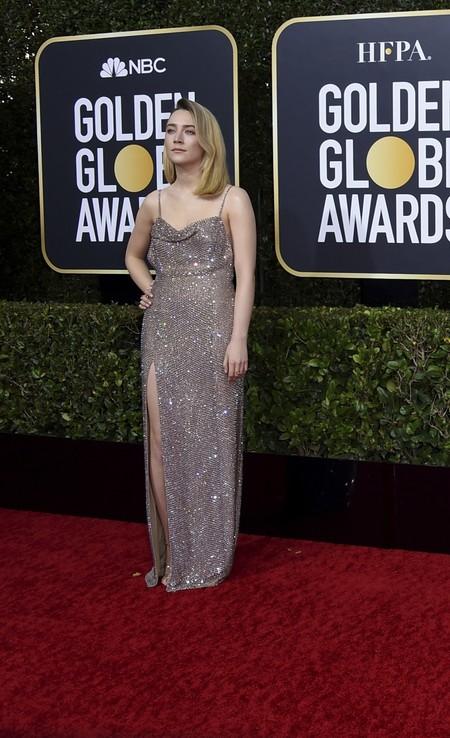 Saoirse Ronan globos de oro 2020