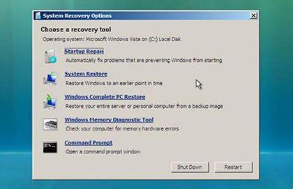 Vista Recovery Disc, tu salvación cuando Vista no funciona