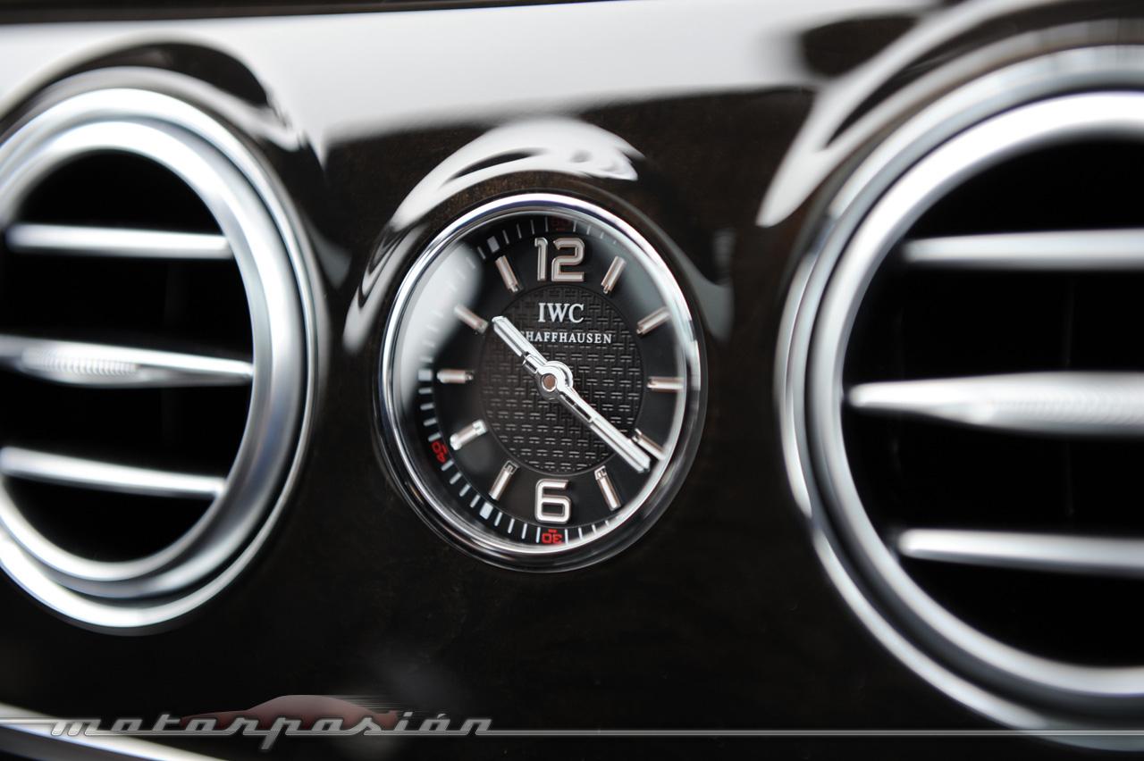 Foto de Mercedes-Maybach Clase S, primeras impresiones (21/31)