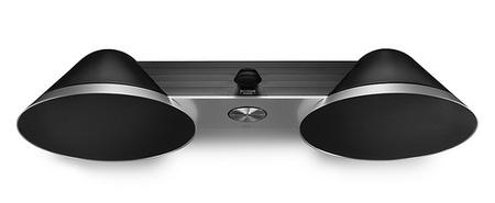 El B&O BeoPlay A8, en negro