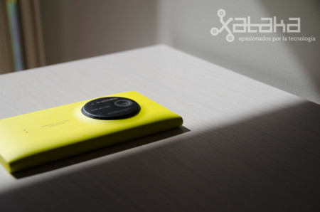 Nokia 1020 cámara