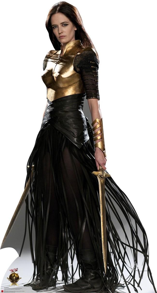 Candidatas Wonder Woman Eva Green