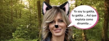 Susanna Griso saca la tigresa que lleva dentro y se atreve con su cambio más salvaje ¡Grrr!
