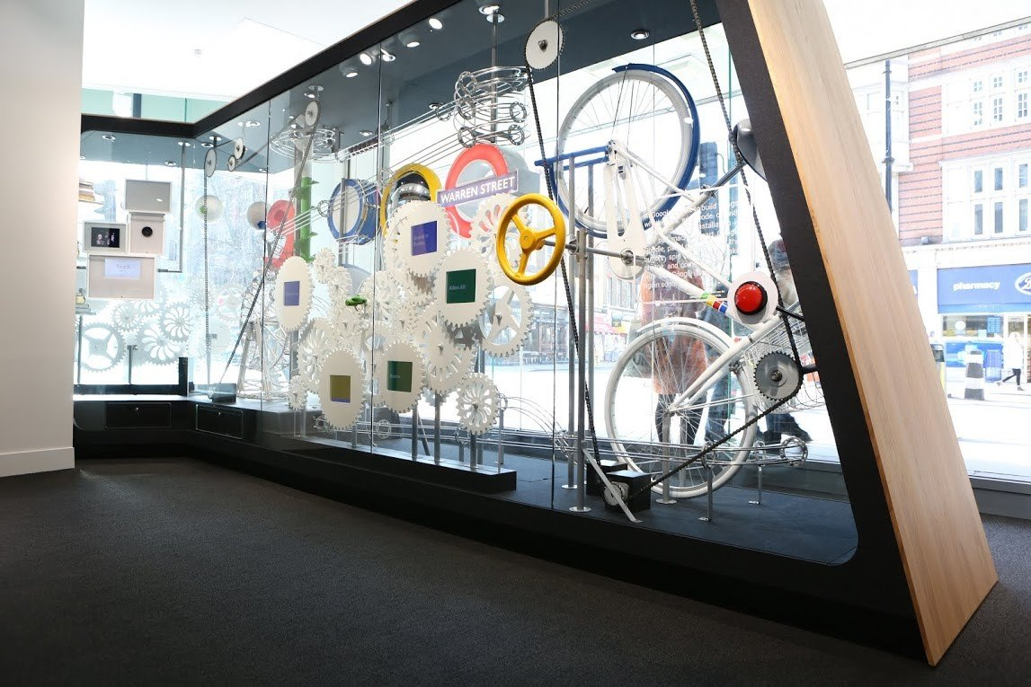 Foto de Google Shop Londres (1/8)