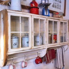 Foto 2 de 5 de la galería las-propuestas-de-the-old-kitchen-para-cocinas-de-estilos-retro-y-vintage en Decoesfera