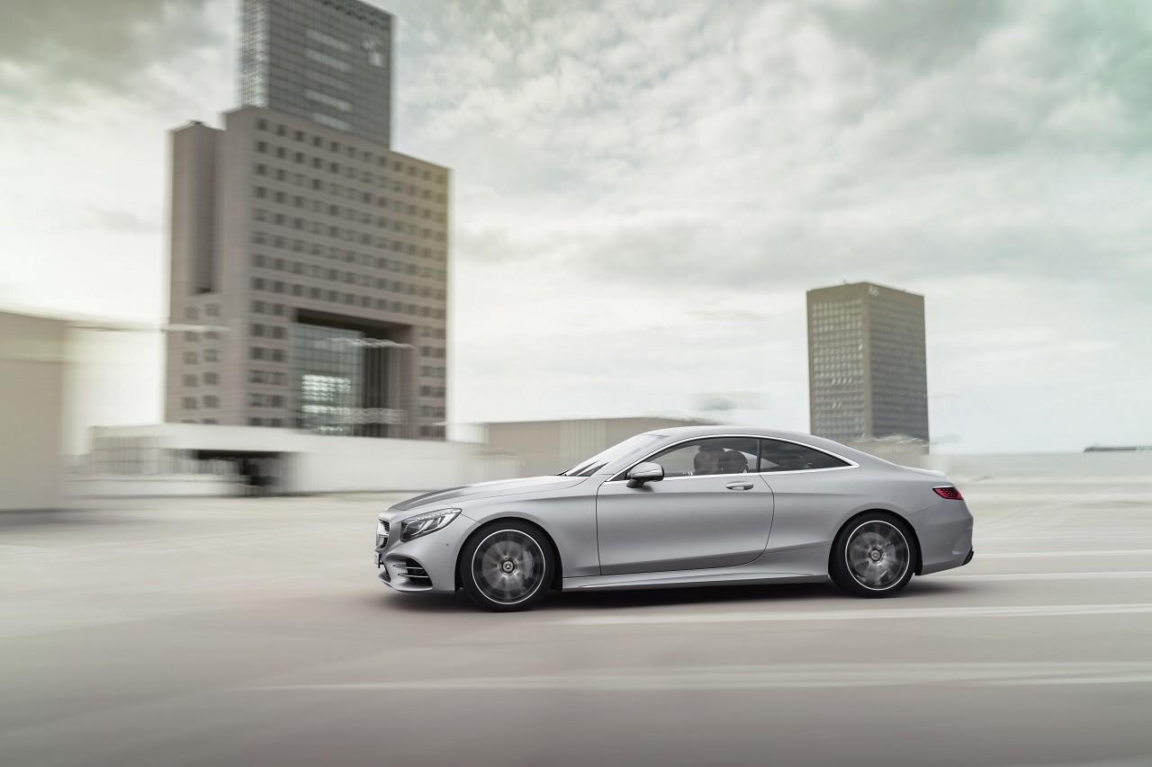 Foto de Mercedes-Benz Clase S Coupé y Cabriolet (8/22)