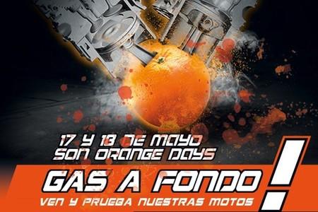 Orange Days 2013, 17 y 18 de mayo