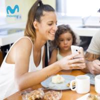 Movistar mejora sus tarifas móviles con más del doble de gigas por el mismo precio
