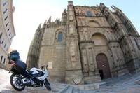 Ruta de la Plata en moto. De Zamora a Plasencia