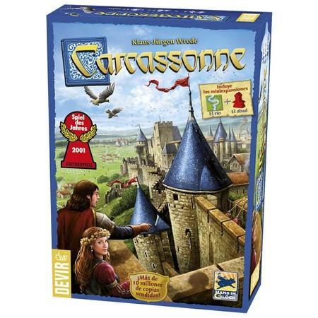 Juego Juego Carcassonne Devir