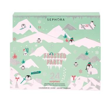 Sephora lanza Frosted Party, su calendario de adviento para este 2019 con el que disfrutar de la Navidad