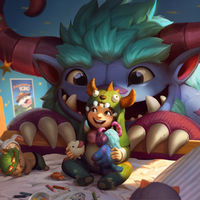 Riot desvela las nuevas habilidades de Nunu: bolas de nieve y el mordisco afecta ahora a campeones