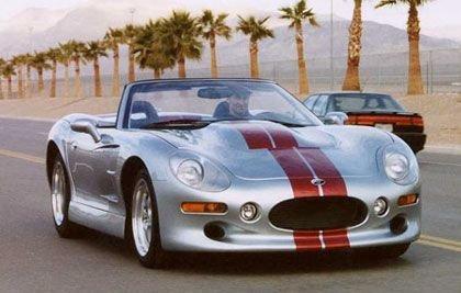 El Shelby Series 2 será presentado en el Concorso Italiano 2006