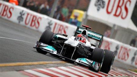 Mercedes Grand Prix con muchas ganas de recuperar en Malasia el terreno perdido en Australia