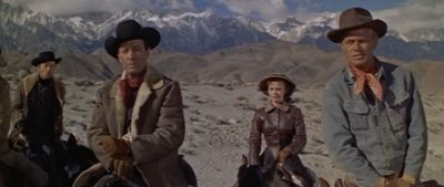 Western: 'Desafío en la ciudad muerta' de John Sturges
