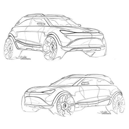 smart SUV eléctrico, nuevo teaser