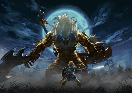 Zelda: Breath of the Wild: media hora de gameplay de Las pruebas legendarias, el primer DLC del pase de expansión [E3 2017]