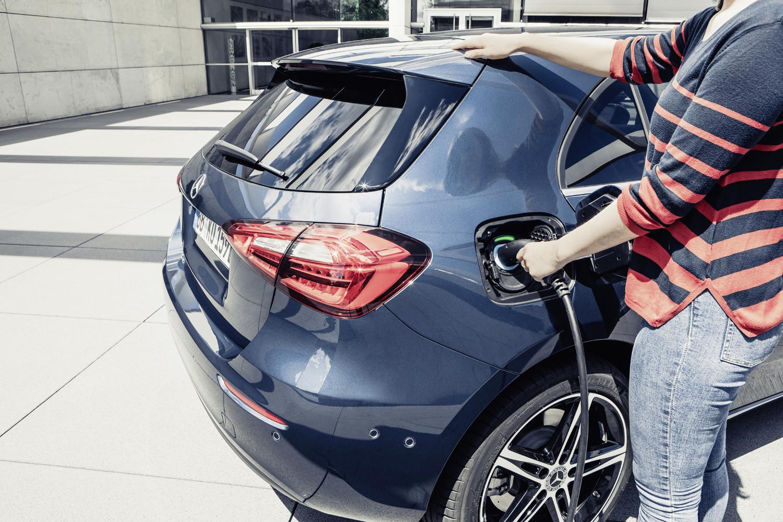 Foto de Mercedes-Benz A 250 e y B 250 e (24/34)