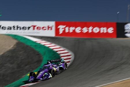 Grosjean Laguna Seca Indycar 2021