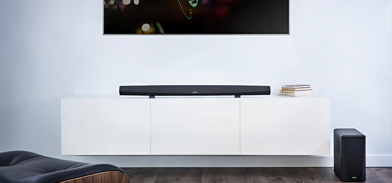 Sonido Virtual Envolvente Negro Sistema Bass r/éflex tecnolog/ía DSP Cable /óptico Incluido Barra de Sonido Bluetooth 4.2 con subwoofer inal/ámbrico de 32 Pulgadas