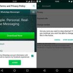 WhatsApp podría comenzar a compartir datos con Facebook