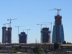 Madrid, medalla de bronce en negocios