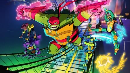 Las Tortugas Ninja tendrán nueva serie de animación con un diseño sencillamente horrendo