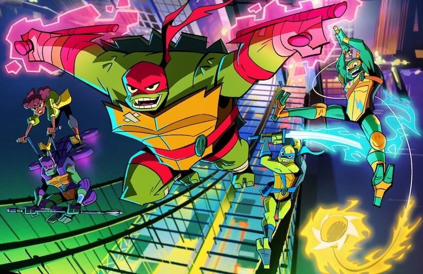 Las Tortugas Ninja tendrán nueva serie de animación con un diseño ...