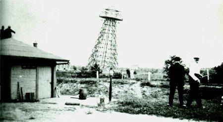 Desmantelación de la Torre Wardenclyff