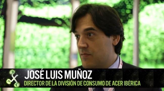 Jose Luis Muñoz entrevista en vídeo
