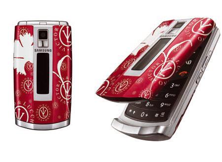El teléfono móvil de Victorio&Lucchino