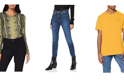 Chollos en tallas sueltas de moda para hombre y mujer de marcas como Tommy Hilfiger, Calvin Klein o Guess en Amazon por menos de 40 euros