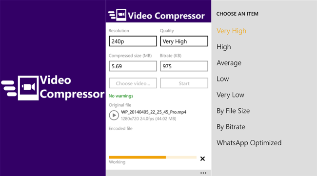 compressor video: