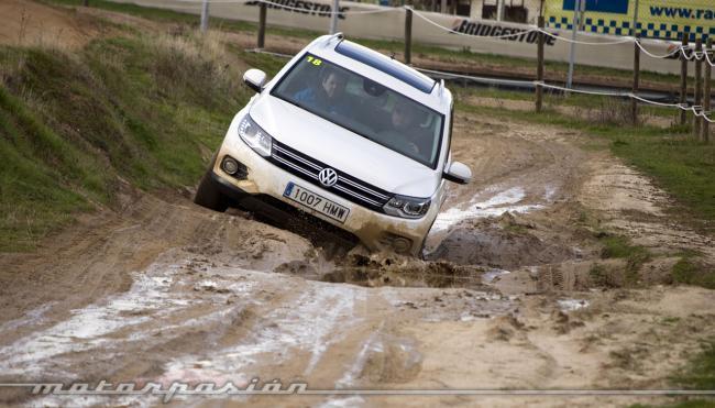 Volkswagen Race Tour 2012 en el Circuito del Jarama