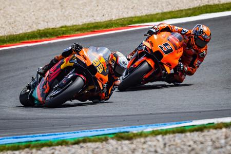 Brad Binder y Joan Mir son los pilotos que más posiciones han remontado en MotoGP 2021; Franco Morbidelli, el que menos