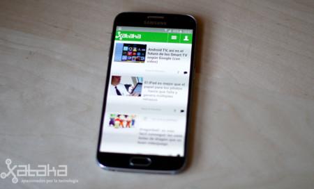 Samsung Galaxy S6 análisis resultados rendimiento