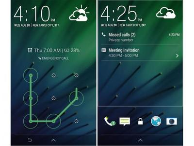 Lock Screen de HTC disponible en Google Play