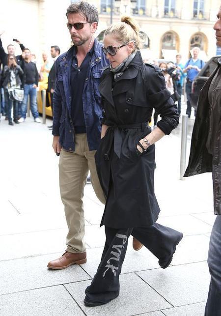 Madonna París