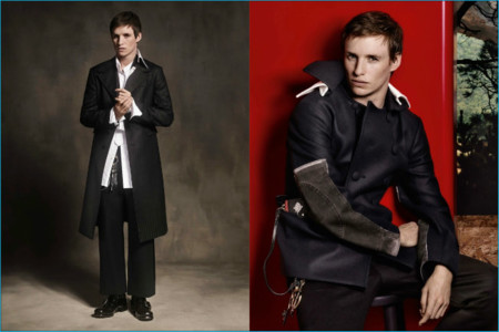 Eddie Redmayne 2016 Prada Campaign Fall Winter 004