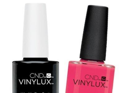 Mis uñas se visten con CND Vinylux y su tono Tropix. Lo probamos