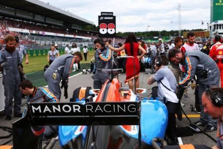 Manor Racing Haryanto