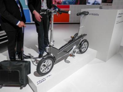 Ford tiene unas bicis eléctricas que miden tu pulso y te protegen de los coches